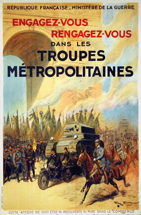 Scott Georges - Troupes Metropolitadies