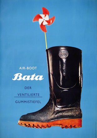 Leupin Herbert - Bata Air-Boot