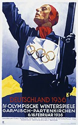 Hohlwein Ludwig - Olympische Winterspiele