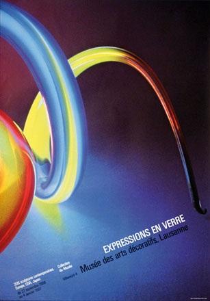 Jeker Werner - Expressions en verre