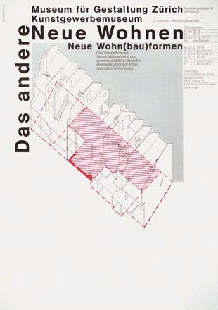 Tissi Rosmarie - Das andere neue Wohnen