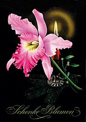 Reck Fritz - Schenke Blumen