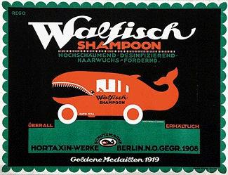 Rego - Walfisch Shampoon