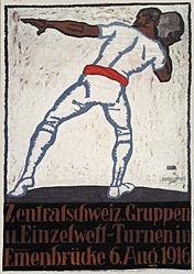 Renggli Eduard - Zentralschweiz. Gruppen und