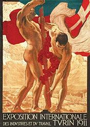 de Carolis Adolfo - Exposition internazionale