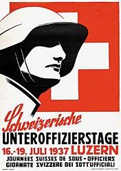 Straub Karl - Unteroffizierstage