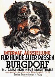 Stucki Egon - Hunde-Ausstellung