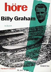 Anonym - Billy Graham