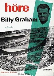 Anonym - Billy Graham