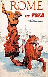 Anonym - TWA - Rome