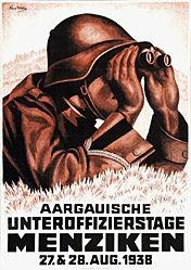 Weber Kurt - Unteroffizierstage
