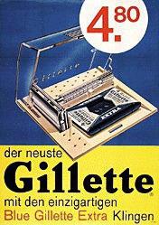 Wirz Reklameberater - Gillette