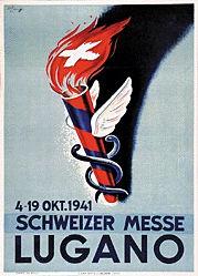 Zaugg W. - Schweizer Messe Lugano