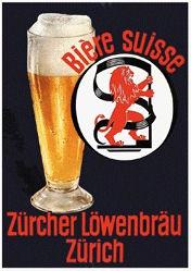 Anonym - Zürcher Löwenbräu
