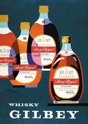 Andruet Françis - Gilbey Whisky