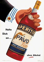 Bangerter Rolf - Pavo