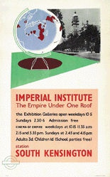 Beath (Fleming John M.) - Imperial Institute