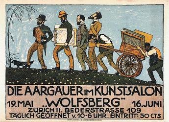 Bolens Ernest - Die Aargauer im