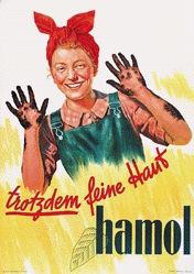 Bütschi Albert - Hamol