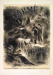 Chatiniere Antonin Marie - Lakmé