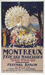 Courvoisier Jules - Fête des Narcisses