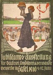 Mangold Burkhard - Jubiläums-Ausstellung