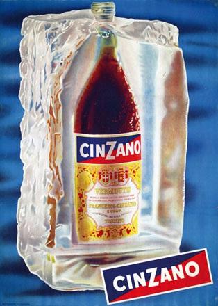 Anonym - Cinzano Vermouth