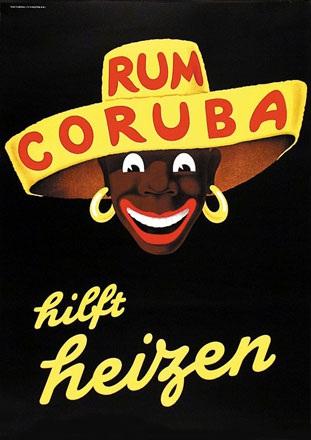 Anonym - Rum Coruba