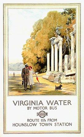 Pegram Fred - Virginia Water