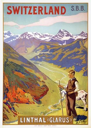 Bille Edmond - Switzerland - Linthal