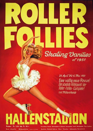 Anonym - Roller Follies