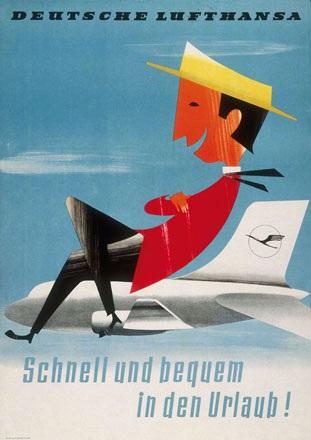Anonym - Deutsche Lufthansa
