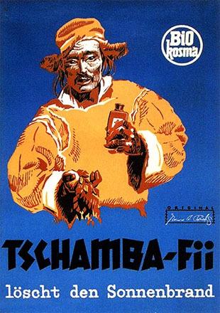 Anonym - Tschamba-Fii