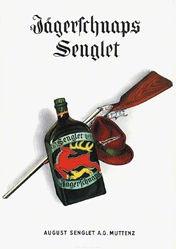 Anonym - Jägerschnaps Senglet