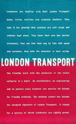 Anonym - London Transport