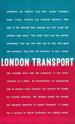 Anonym - London Transport