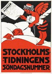 Welamson - Stockholms - Tidningens