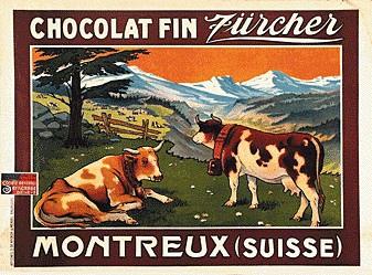 Anonym - Chocolat fin Zürcher