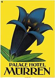 Bickel Karl - Palace Hotel Mürren