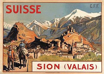 Bille Edmond - Suisse - Sion