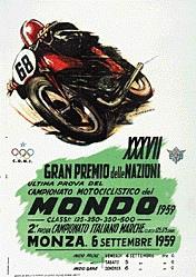 Calderara C. - Gran Premio del Mondo