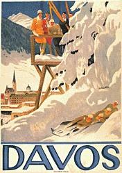 Cardinaux Emil - Davos