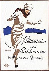 Engelhard Julius U. - Schlittschuhe und