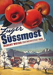 Ernst Otto - Zuger Süssmost