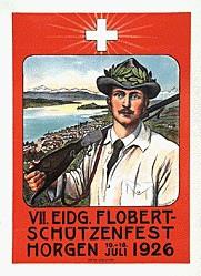 Huguenin - VII. Eidg. Flobert-Schützenfest