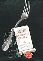Kuhn Charles - Mustermesse Restaurant