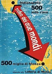 Anonym - 500 Miglia Monza