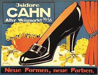 Marggraff Gerhard - Jsidore Cahn