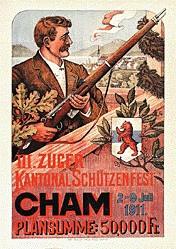 Gysin Georg - Schützenfest Cham