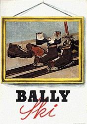 Mülli Rudolf - Bally Ski